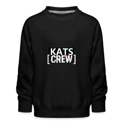 KATS CREW Logo - Bluza dziecięca Premium