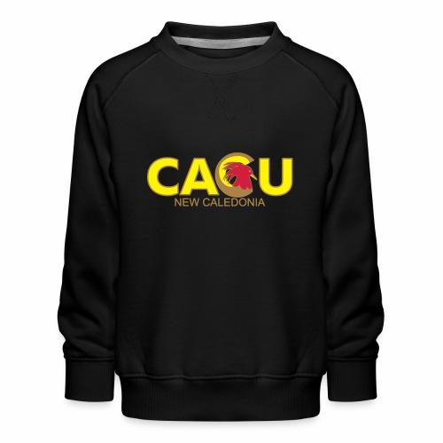 Cagu New Caldeonia - Sweat ras-du-cou Premium Enfant