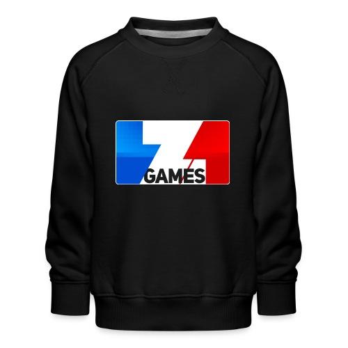 9815 2CZoominGames so MLG - Kids' Premium Sweatshirt