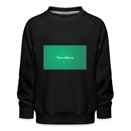 backgrounder - Kinder Premium Pullover