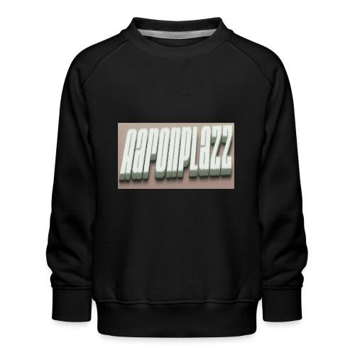 Aaronplazz - Kids' Premium Sweatshirt