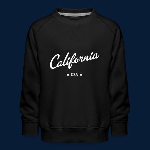 California - Kinder Premium Pullover
