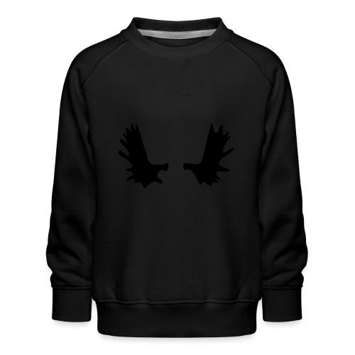 Elchgeweih - Kinder Premium Pullover