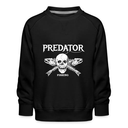 Predator Fishing T-Shirt - Kinder Premium Pullover