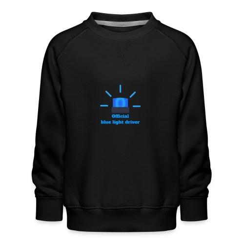 Blue light driver - Kinder Premium Pullover