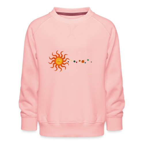 Solar System - Kids' Premium Sweatshirt