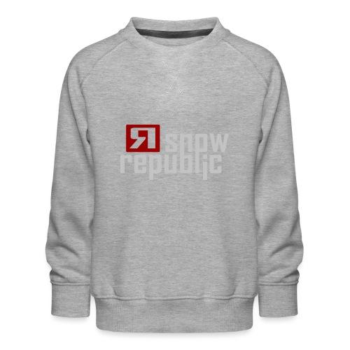 SNOWREPUBLIC 2020 - Kinderen premium sweater