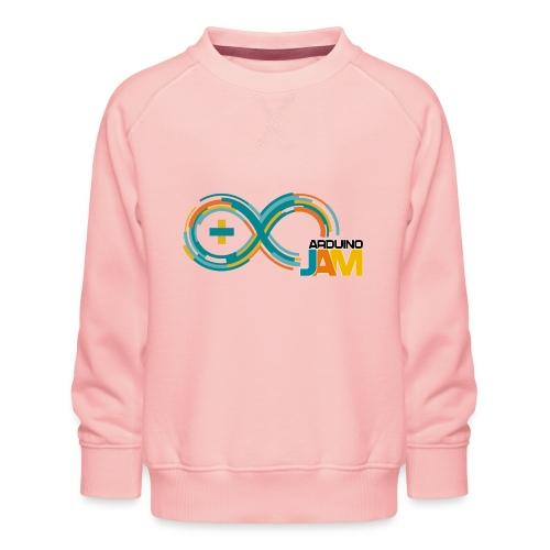 T-shirt Arduino-Jam logo - Kids' Premium Sweatshirt