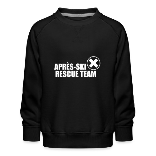APRÈS SKI RESCUE TEAM 2 - Kinderen premium sweater