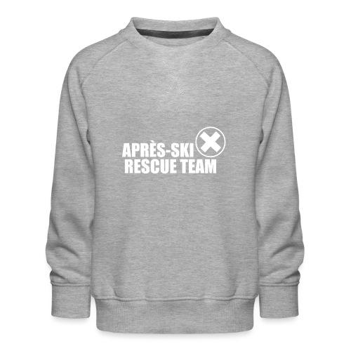 APRÈS SKI RESCUE TEAM 2 - Kinderen premium sweater