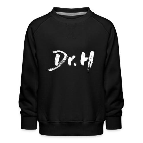 Sweat-Shirt Dr. H classique - Sweat ras-du-cou Premium Enfant