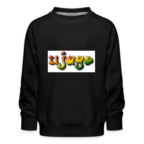 ujago farbig - Kinder Premium Pullover