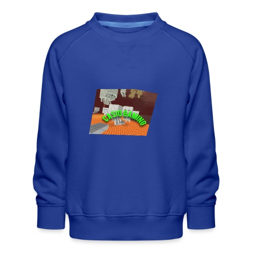 Logopit 1513697297360 - Kinderen premium sweater