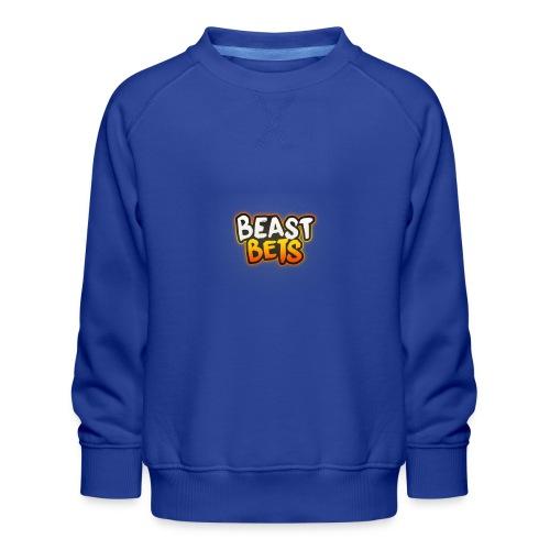 BeastBets - Børne premium sweatshirt