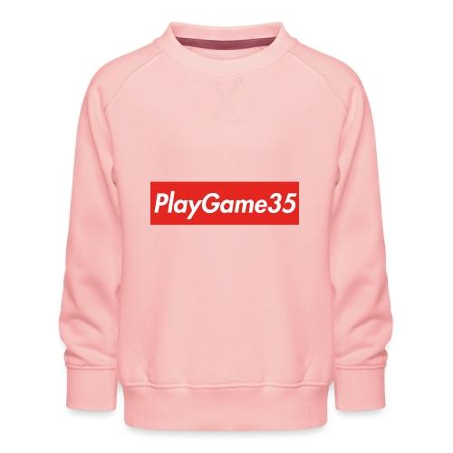 PlayGame35 - Felpa premium da bambini