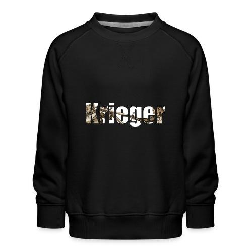 krieger - Kinder Premium Pullover