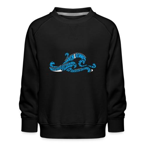 EZS T shirt 2013 Front - Kinderen premium sweater