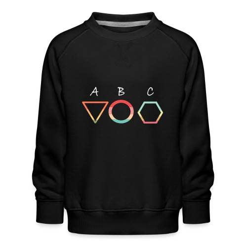 Abc t shirt - Premiumtröja barn
