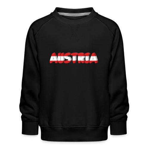 Austria Textilien und Accessoires - Kinder Premium Pullover