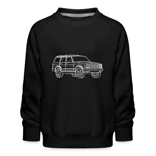Jeep Cherokee - Sweat ras-du-cou Premium Enfant