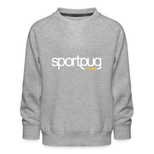 SportPug.com - Lasten premium-collegepaita
