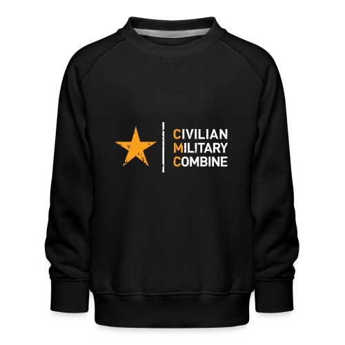 CMC Design - Kinderen premium sweater