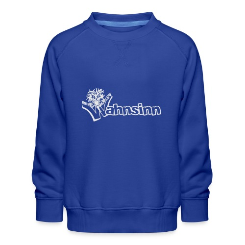Wahnsinn Logo - Kinderen premium sweater