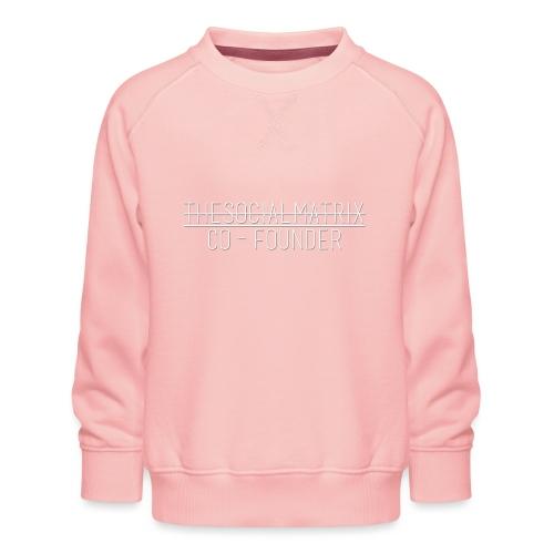 JAANENJUSTEN - Kinderen premium sweater