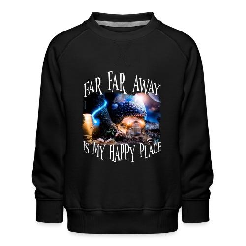 My Happy Place - Kinderen premium sweater