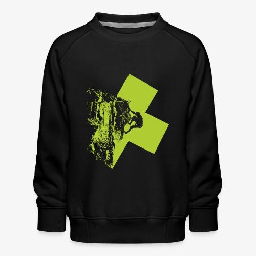 Escalando - Kids' Premium Sweatshirt