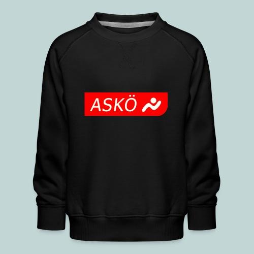 askoelogo1 - Kinder Premium Pullover