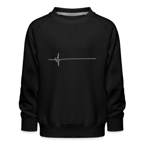Flatline - Kids' Premium Sweatshirt