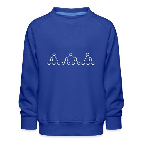 Women's Lost in a random forest - Kids' Premium Sweatshirt