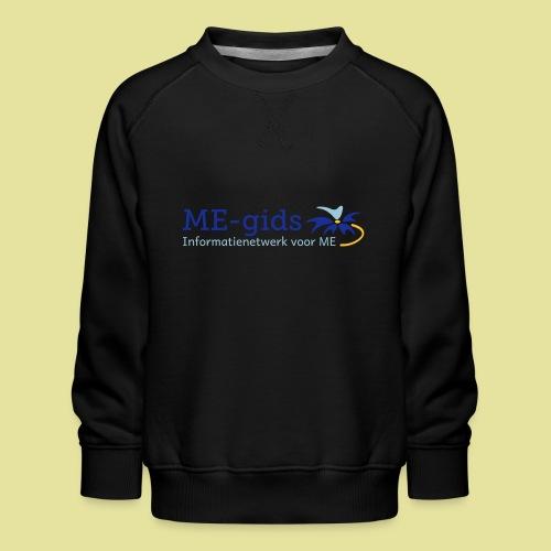 logomegids - Kinderen premium sweater