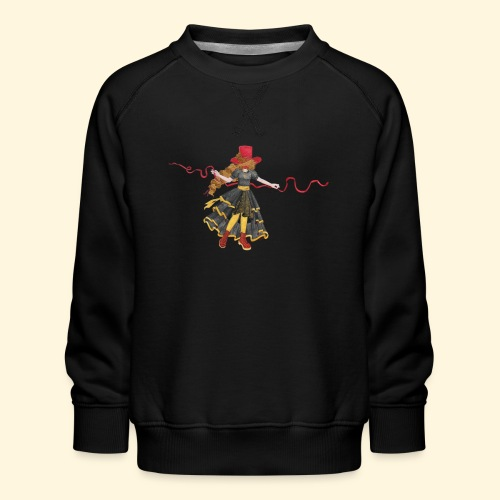 Ladybird - La célèbre uchronaute - Sweat ras-du-cou Premium Enfant