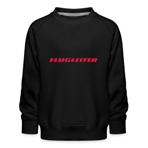flugleiter - Kinder Premium Pullover