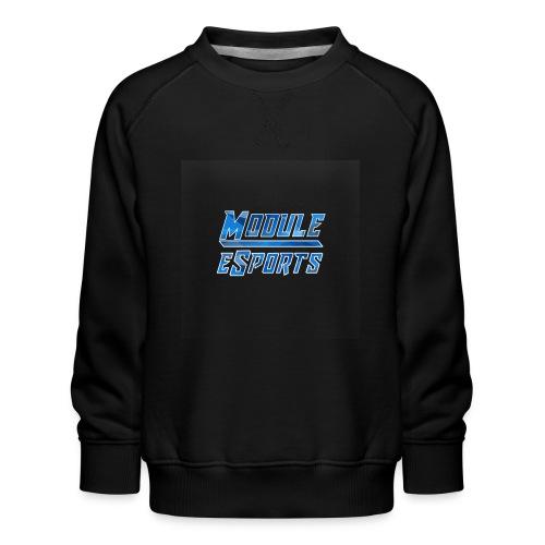 Module Text Logo - Kids' Premium Sweatshirt