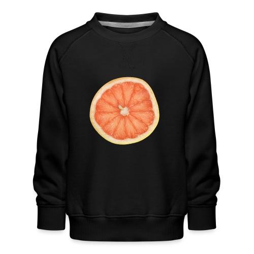 Grapefruit - Kinder Premium Pullover