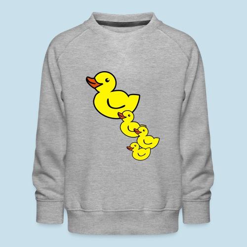 Ente - Kinder Premium Pullover