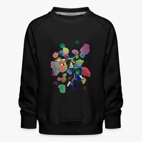 Dancer - Kids' Premium Sweatshirt
