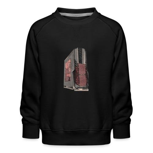 ULTIMATE GAMING PC DESIGN - Kids' Premium Sweatshirt
