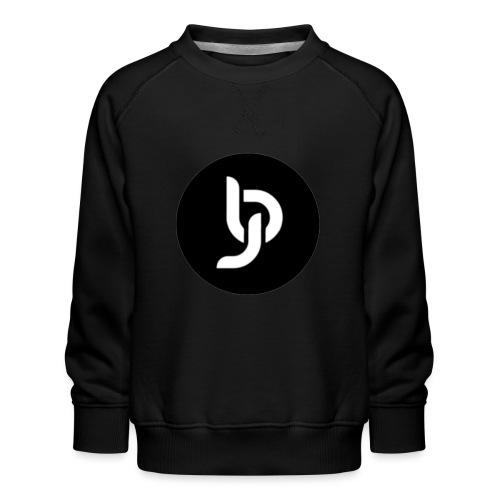 bassjammers_black - Kids' Premium Sweatshirt