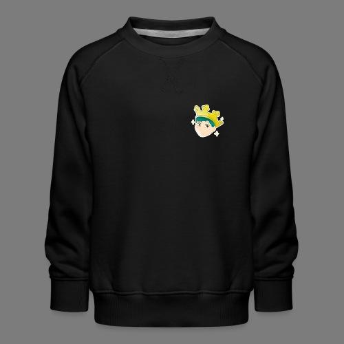 Wear a Crown - Kids' Premium Sweatshirt