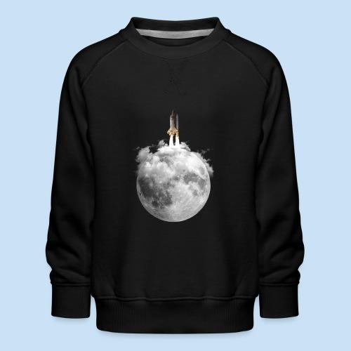 Mondrakete - Kinder Premium Pullover