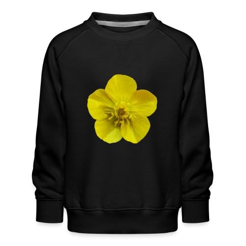 TIAN GREEN Garten - Hahnenfuß 2020 01 - Kinder Premium Pullover