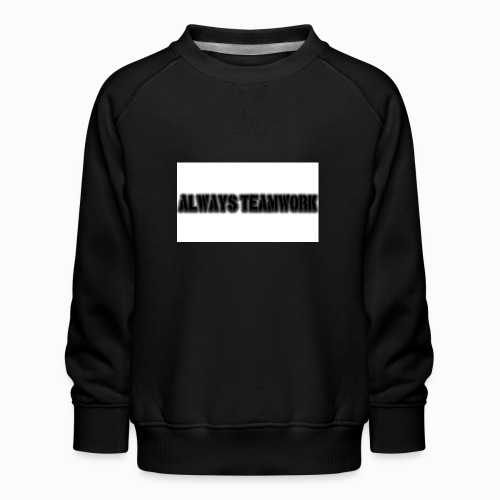 at team - Kinderen premium sweater