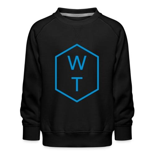 water tubedk - Børne premium sweatshirt