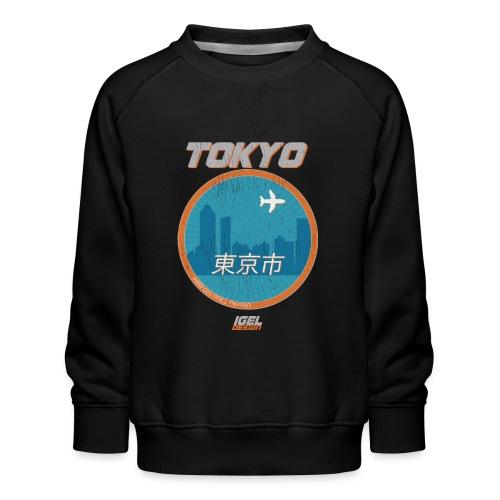 Tokyo - Kinder Premium Pullover