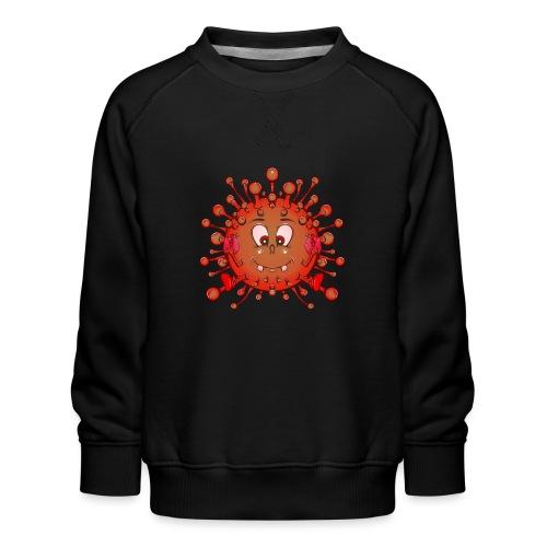 Coronavirus - Kinder Premium Pullover