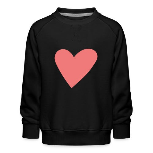 Popup Weddings Heart - Kids' Premium Sweatshirt